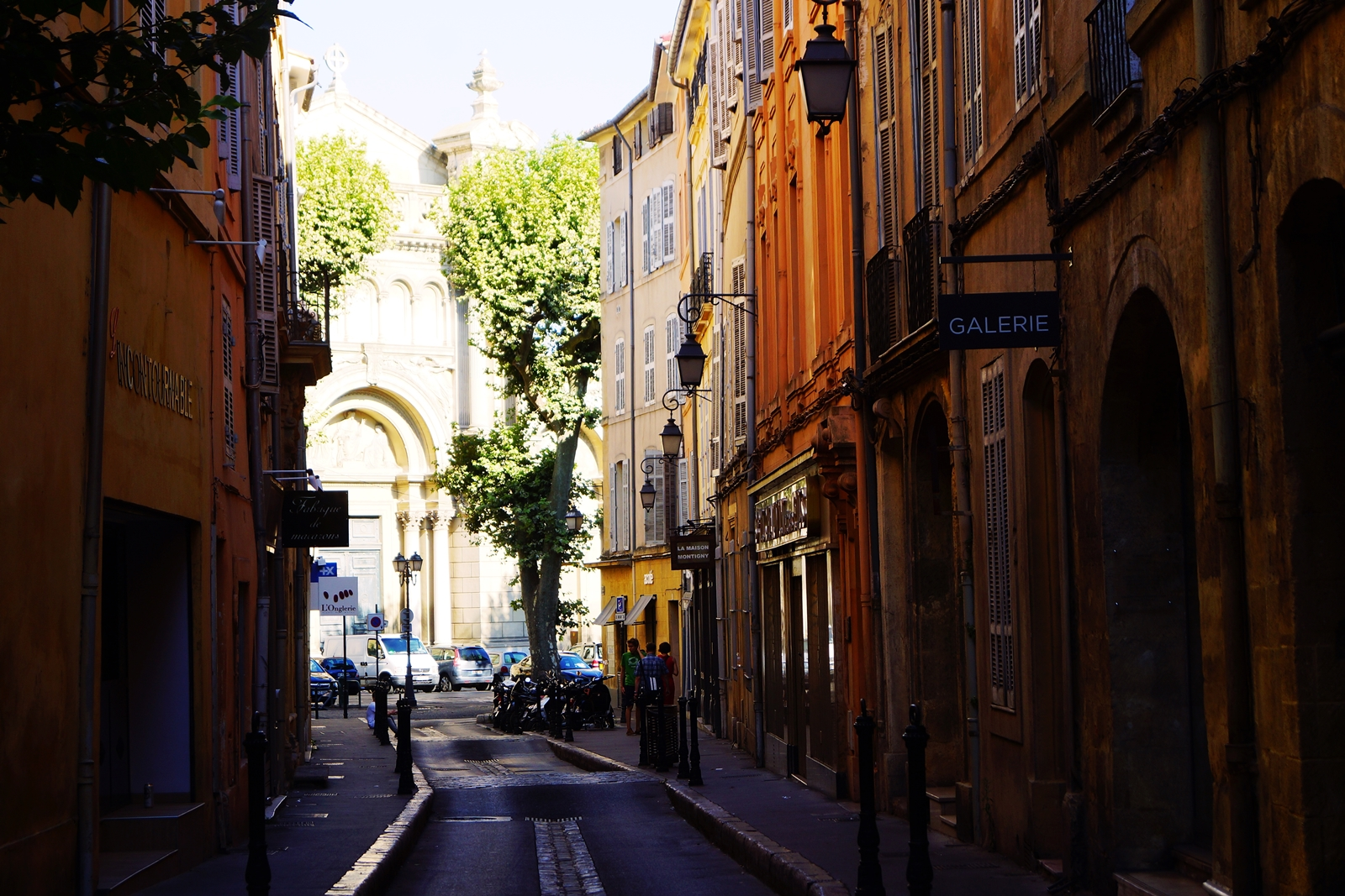 Aix en Provence, France, 2015
