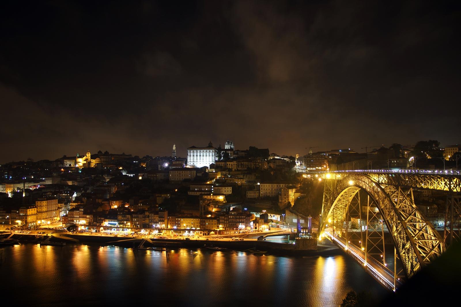 Ponte Luiz II, Porto, Portugal, 2016