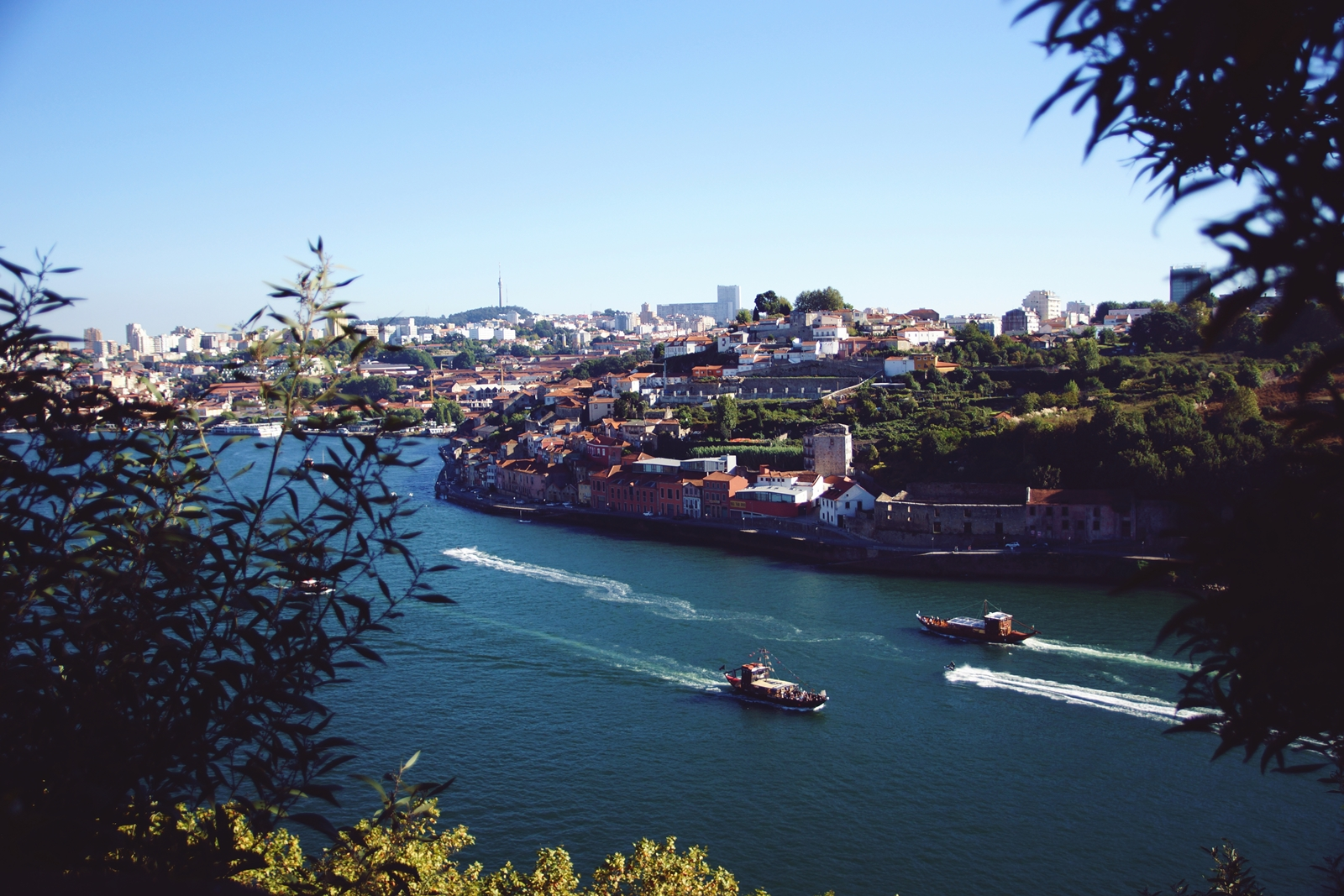 Porto, Portugal, 2016