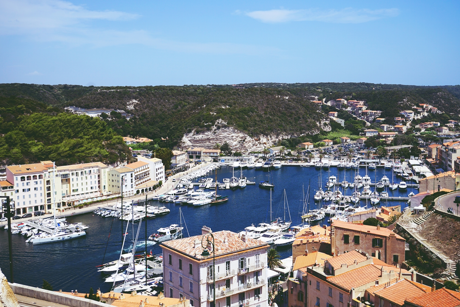 Bonifacio, Corse, 2017
