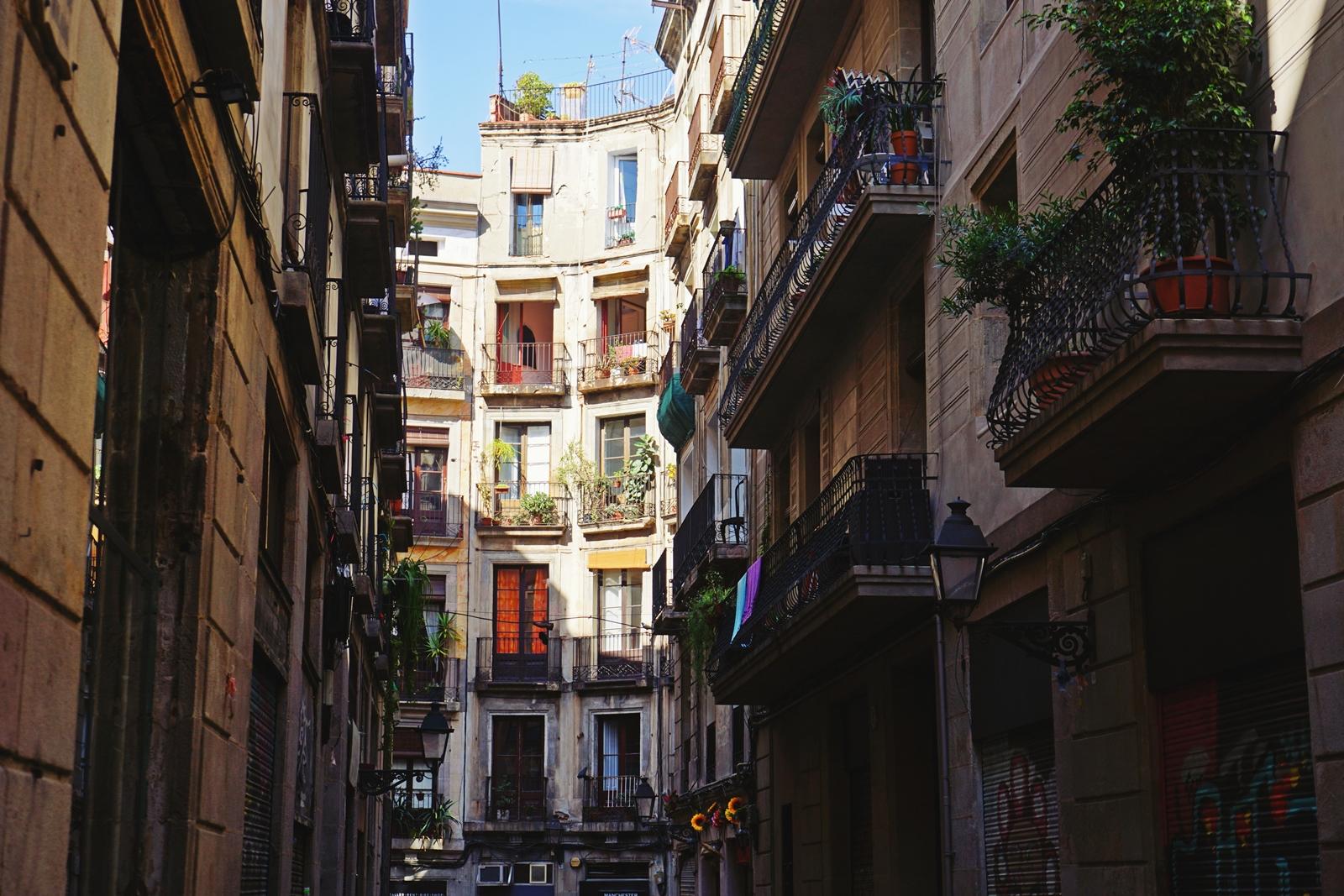 Barcelone, Espagne, 2017