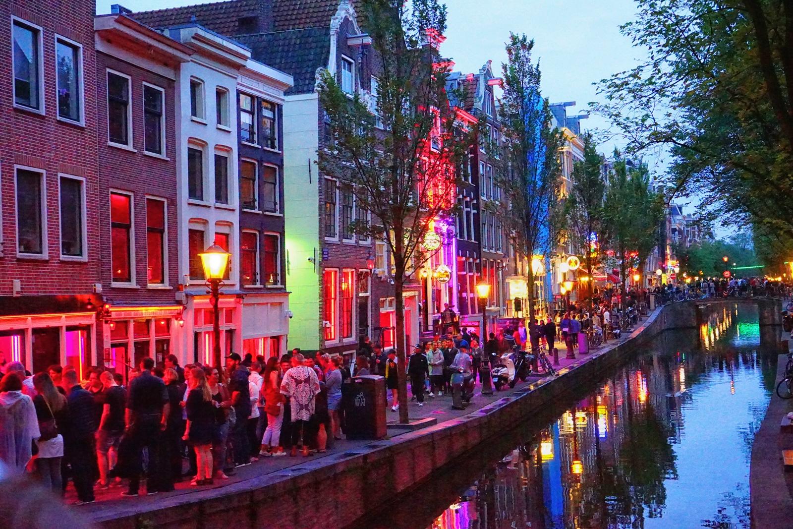 Quartier Rouge, Amsterdam, 2017