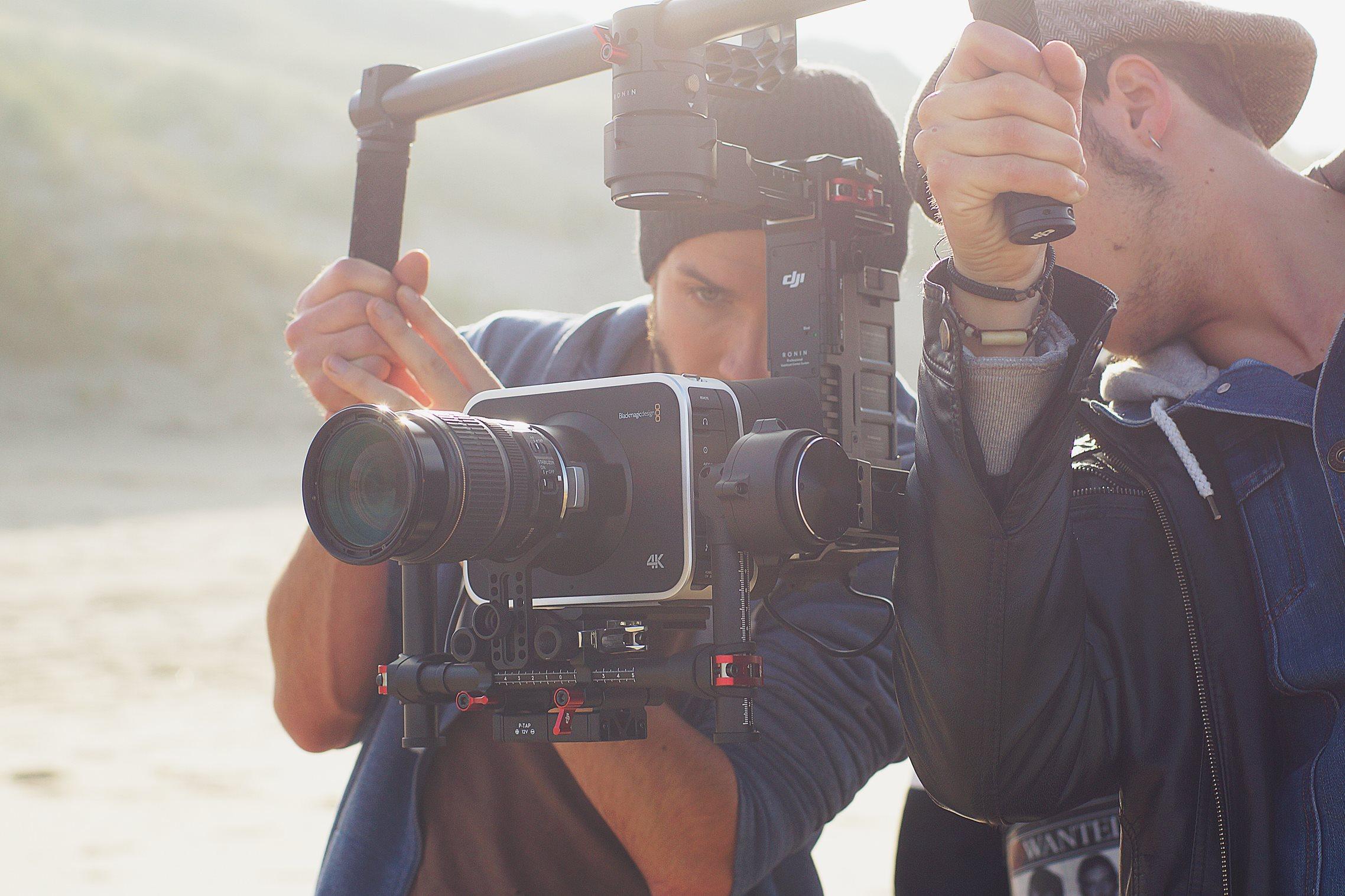 Tournage Court-métrage - I.Shot Films